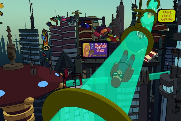 Futurama-Opening-Sequence-Credits